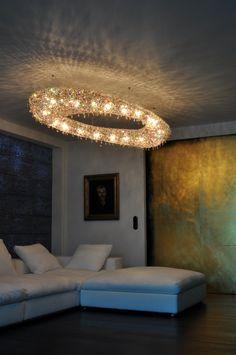 Artica Crystal Chandelier Manooi www.manooi.com #Manooi #Chandelier #CrystalChandelier #Design #Lighting #Artica #luxury #furniture #interior