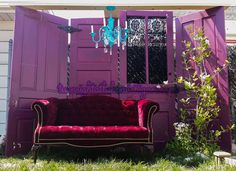 backyard ideas gypsy boho fun, repurposing upcycling