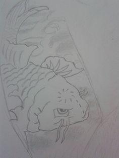 #carpa #tatu #draw #pencil