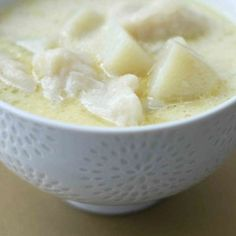 North Dakota: Knoephla Soup - have my own version of this from my North Dakota German relations