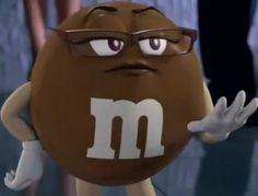 M Candy Characters | Characters of Color – The Brown M & M | Video Game Armada