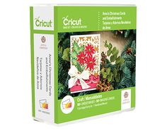 Anna's Christmas Cards and Embellishments Cricut Cartridge   Memory Miser