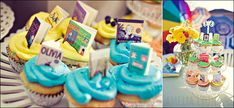 baby shower cupcakes!!!#Repin By:Pinterest++ for iPad#