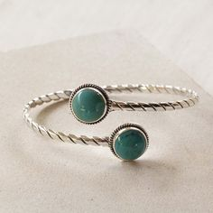Turquoise Arm Band or Wrist Cuff - donbiujewelry  - 1