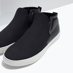 ZARA - PROMOCIJA - HIGH TOP SNEAKERS