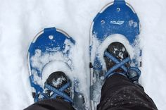 Snowshoeing with Kids | Wisconsin Parent
