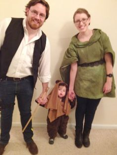 Image result for leia and han costumes and luke