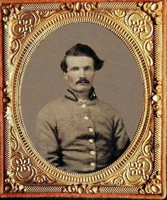 "2nd Lieutenant Franklin Harrison Weaver Co. H ""the Iredell Independent Grays"" 4th NC State Troops. Killed in action September 17, 1862 while grasping the company colors in the ""Bloody Lane"" and trying to rally his men, who were falling fast. Thanks to Greg Mast."