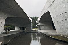 Sun Moon Lake Visitors Centre Norihiko Dan Associates