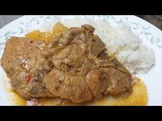 Stewed Pork Chops - YouTube