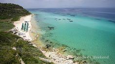 Afitos, o calatorie estivala in secolul XIX - Grecia de Weekend Highlights 2014, Beach, Outdoor, Greece, Outdoors, The Beach, Beaches, Outdoor Games, The Great Outdoors