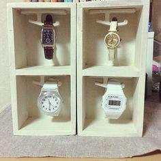 腕時計のおしゃれで便利な収納アイデア30選!100均や無印ケースのおすすめも! | YOTSUBA[よつば]