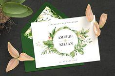 Floral invitation to the wedding Vintage Wedding Invitations, Wedding Vintage, Vintage Style, Modern Website, Floral Invitation, Wedding Website, Newlyweds, Floral Watercolor, Wedding Ceremony
