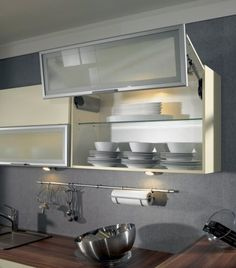 Kitchen Wall Units Are A Great Storage Solution