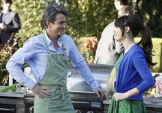 New Girl!! So happy that Dermot Mulroney guest starred...so funny! Best episode yet!