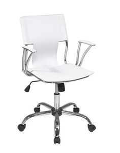 Desk Chair Walmart Price Comfort Products 60 5607M Leather Mid