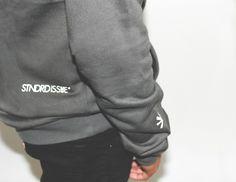 Clean details all around. A STNDRDISSUE Hoodie from the backside. #stndrdissue #apparel #hypebeast #mensfashion #streetwear