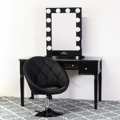 46 Best black vanity images | Beauty room, Vanity, Vanity room