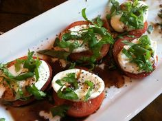 Care to share? One of my favorite, simple and quickappetizers to make is fresh tomato caprese. The right ingredients and you have an incredibly fresh and delicious dish. Use a ... Read More
