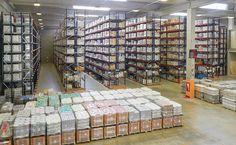Reportage de l'entrepôt sectorisé de Cromology Italie | Cas clients…