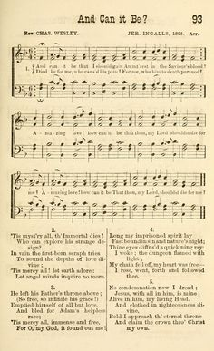Winnowed Hymns: a collection of sacred songs, especially adapted for revivals, prayer and camp meetings page 96