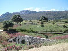 Acueducto romano de Punta Paloma. Siglo I. Conjunto Arqueológico de Baelo Claudia. Bolonia. Cádiz