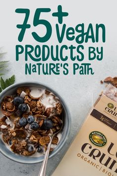 While all Nature's Path products are vegetarian, we also offer a ton of vegan options (over 75, in fact!) Check out our list of plant-based products.