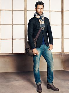 H.E. MANGO FALL/WINTER 2012-2013 - cool for fridays.. or just a casual night out in the city..