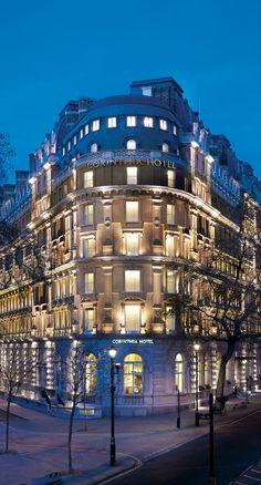 Corinthia Hotel London United Kingdom Accommodation Luxury Hotels In