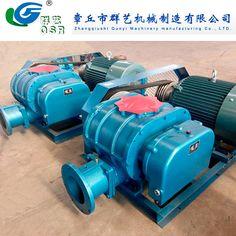 roots blower used for biogas compressor 11kw biogas compressor