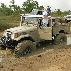 #Hembrita #Toyota Via nuestro pana @Yosber99 #mudterrain4wd