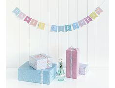 Celebrate Today Gorgeous Gift Wrapping