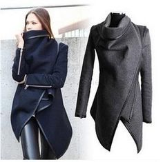 Autumn Winter Long Colored Trench Coat Women Cashmere Overcoat Full Size Women Fur Coats  #nd #w #red #no #z #lipstick #webdesign #paypal #budget #live