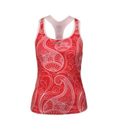 Louis Garneau Women's Silhouette Tank.  Cute, but probably too short.