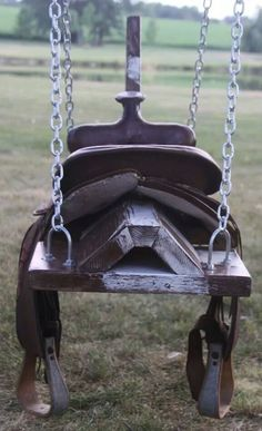 saddle swing…I would have died for this when I was little
