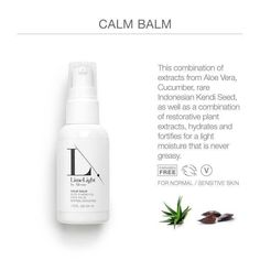 AryanaLynae.com: Calm Balm Moisturizer for normal to oily or acne-p... | calm balm, limelight, limelight by alcone, moisturizer, oily skin, acne prone skin type, normal skin, aloe vera, cucumber, kendo seed, combination skin types, combination skin, sensitive skin, extremely sensitive skin, organic skin care, best organic skin care, all natural skin care, restorative, plant extracts, hydrating moisturize, forties, light moisture, non greasy,