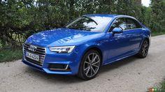 2017 #Audi #A4 First Drive