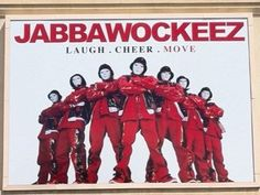 It would be cool to see Jabbawockeez someday. They became famous via America's Best Dance Crew.