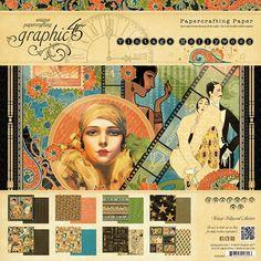 Vintage Hollywood Graphic 45 Vintage Hollywood