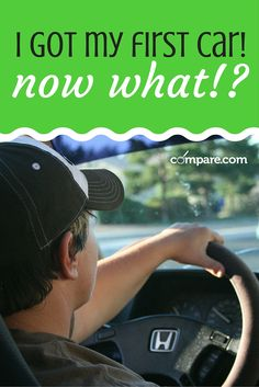 """This """"my first car"""" checklist covers the basics, from oil changes to car insurance for new drivers."""