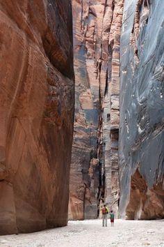 Buckskin Gulch inParia Canyon, Kanab area, Utah