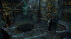 Moon Room from Uncharted: Drake's Fortune