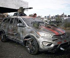 Zombie Apocalypse Survival Vehicle http://www.thisiswhyimbroke.com/zombie-apocalypse-survival-vehicle