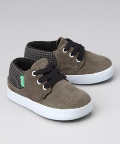 Take a look at this Keep Beige Houndstooth & Corduroy Ramos Sneaker on zulily today! Toddler Girl, Baby Kids, Keep Shoes, Boy Shoes, My Little Baby, Baby Boy Fashion, Houndstooth, Brown And Grey, Corduroy