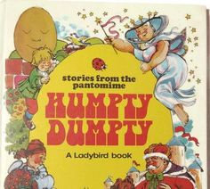 1979 stories from the pantomine Humpty Dumpty. A by Retrofanattic