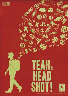 Yeah Head Shot - The Geek Project by Mariana Aguilar Lopes