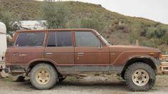 Toyota Land Cruiser als Geländewagen/Pickup in Almeria