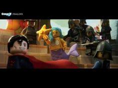 Warner Bros nos trae la película de LEGO. Luego de disfrutar de tantos juegos, virtuales y no virtuales, con estos simpáticos personajes. Ahora los tendremos en la pantalla del cine. ¿Qué opinas del tráiler?  #lego #legomovie