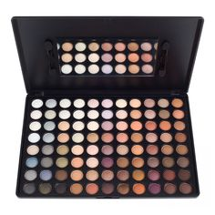 Coastal Scents Warm Palette - I give these out as gifts all the time to my friends who only wear neutrals. They're a super awesome addition to any makeup collection. The pigment is crazy good.