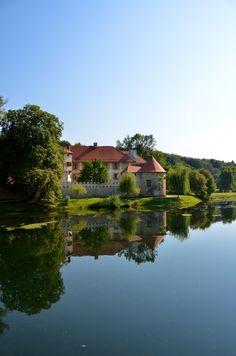 #Slovenia -- Otočec Castle Hotel  by Necessary Indulgences. #castlehotel